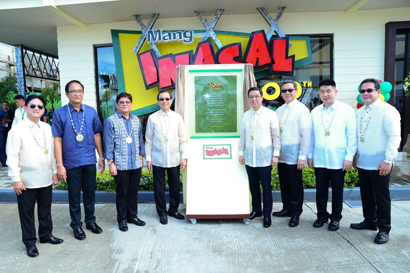 Mang Inasal bags silver Anvil for National Halo-Halo Sarap Day